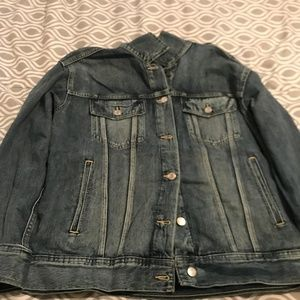 Polo Ralph Lauren long sleeve Denim jacket womens